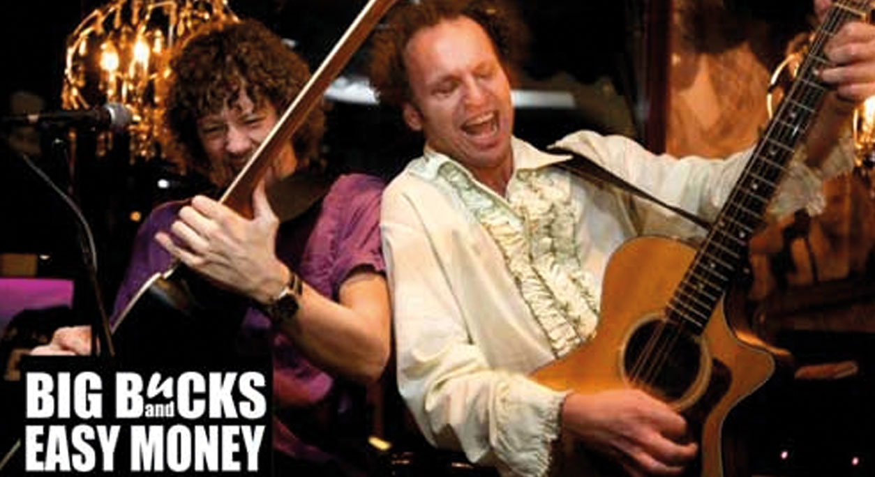 Big Bucks & Easy Money - Big-Bucks-&-Easy-Money---Boeken---Big-bucks-en-easy-money-gitaar-duo